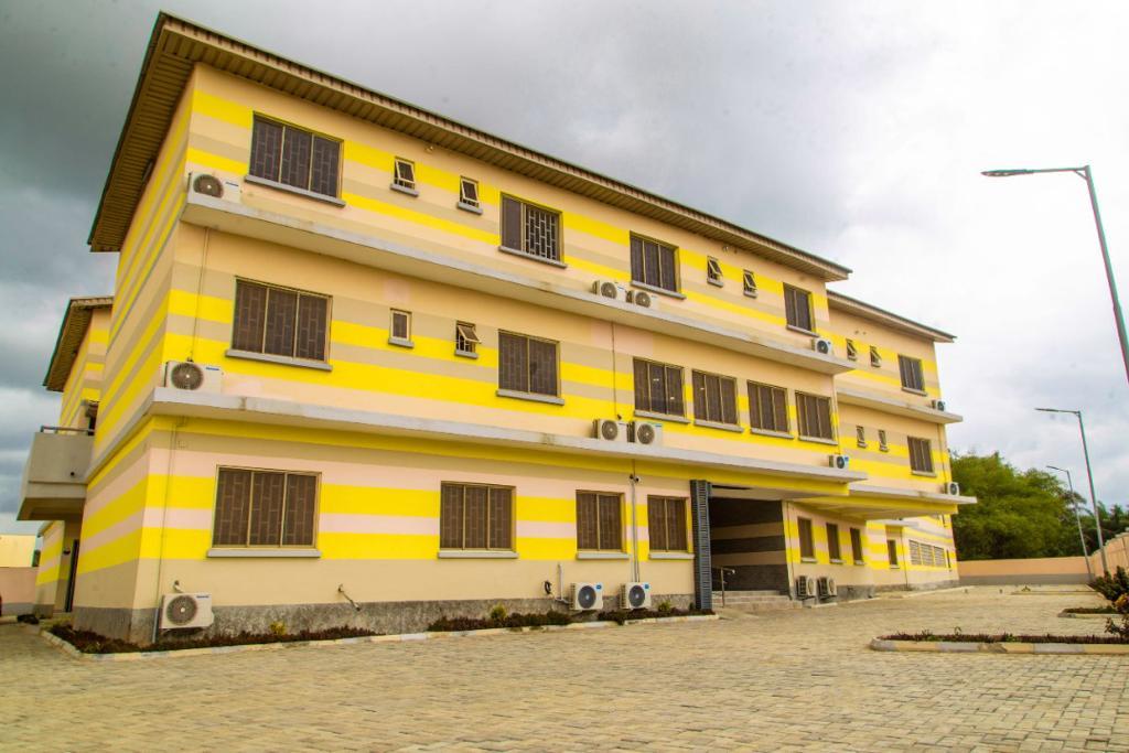 Pan Atlantic University Hostel